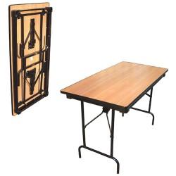 Стол раскладной, прямоугольный 1500x750мм