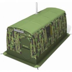 Зимняя палатка с каркасом повышенной прочности `Mobiba` МБ-4