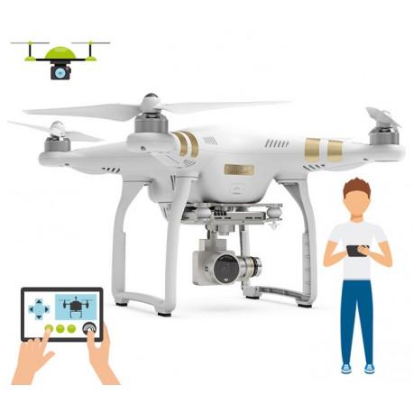 Квадрокоптер+HD-камера c оператором