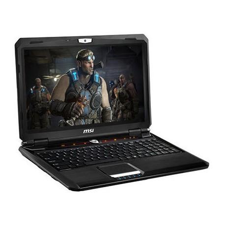 Мощный игровой ноутбук MSI GX60 в аренду и прокат