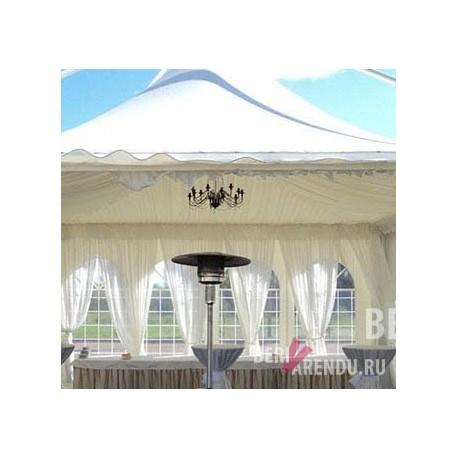 Декоративный потолок для шатра 6x6, в аренду или прокат в СПб