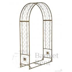 Свадебная арка высота 200 см., ширина 130 см.