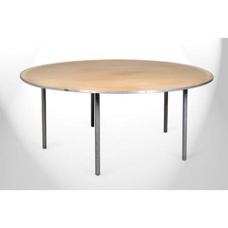 Стол круглый большой d 1,8 м.