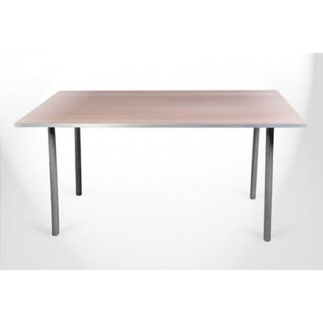 Стол прямоугольный 1,5 м.