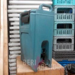 Термобокс для жидкости, 20л, с краном