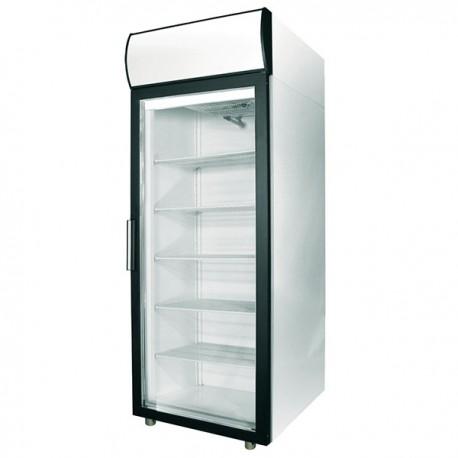 Шкаф холодильный 500л, стеклянная дверь, в аренду