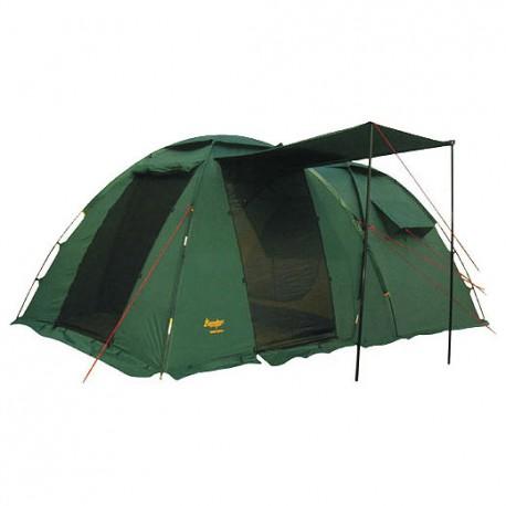Палатка 4-х местная, кемпинговая, Canadian Camper GRAND CANYON 4, в аренду.
